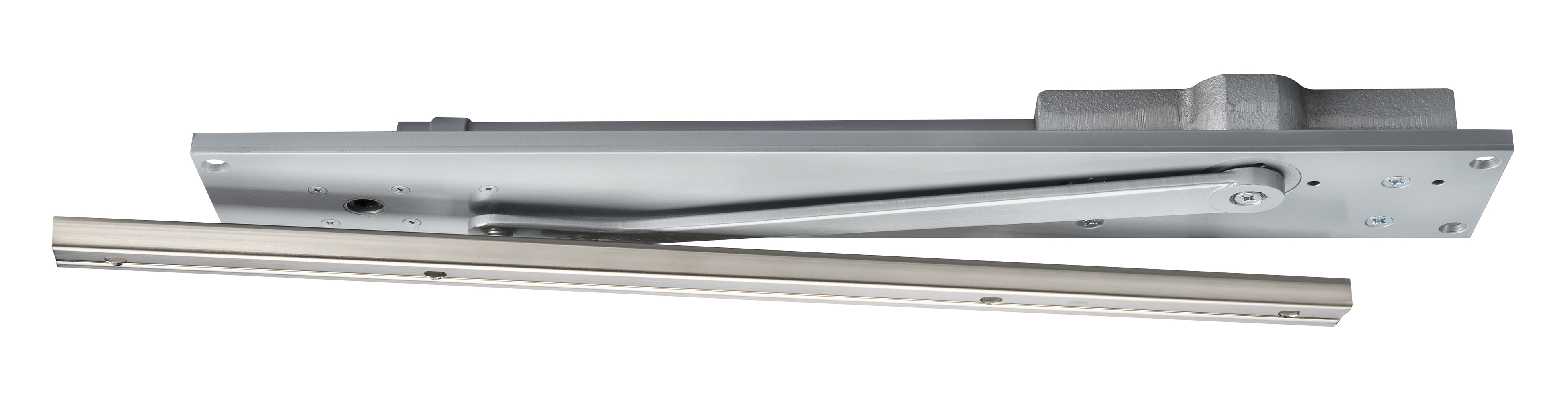 91 Architectural Grade Offset Overhead Concealed Closer
