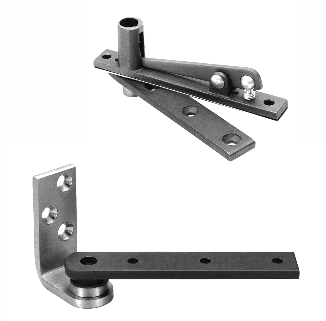 127 3 4 Center Hung Pivot Set